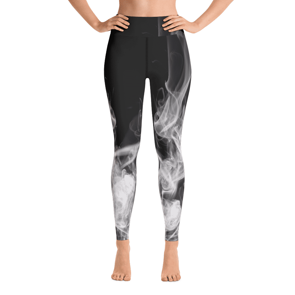 HIGH WASTE LEGGINGS